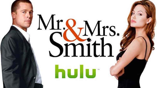 Mr. & Mrs.スミス Hulu