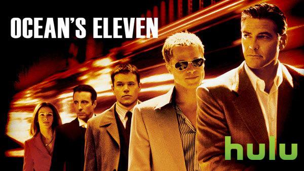 オーシャンズ11 Hulu